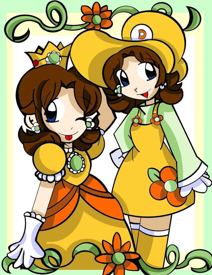 ☆♪✿Princess Daisy ✿♪☆