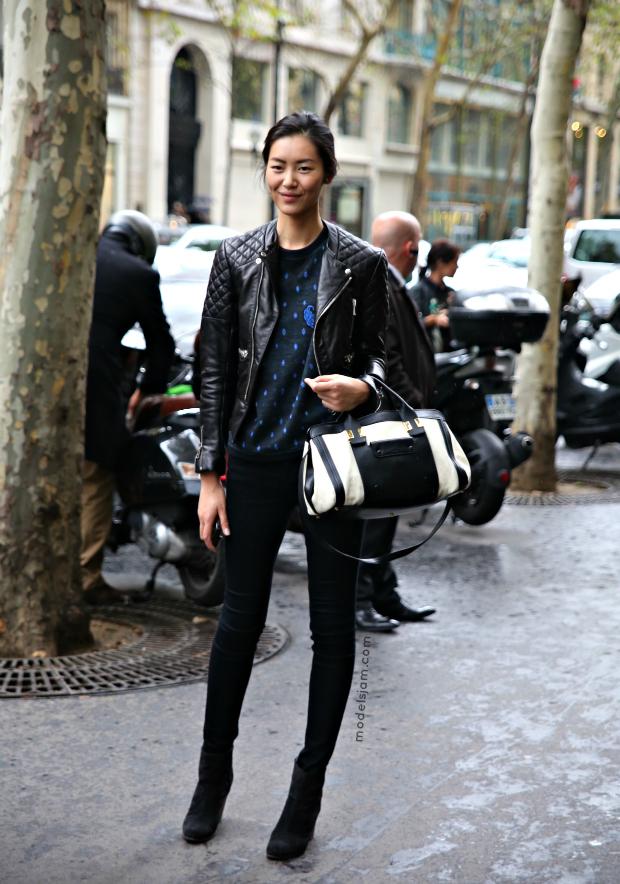 liu2 Fashion inspiration Tuesday: Liu Wen