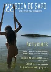 Boca de Sapo, la revista.