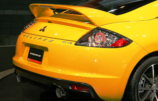 Mitsubishi Eclipse Sport Car - Picture