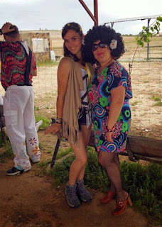 Tiro con Arco Aranjuez Tirada Hippy