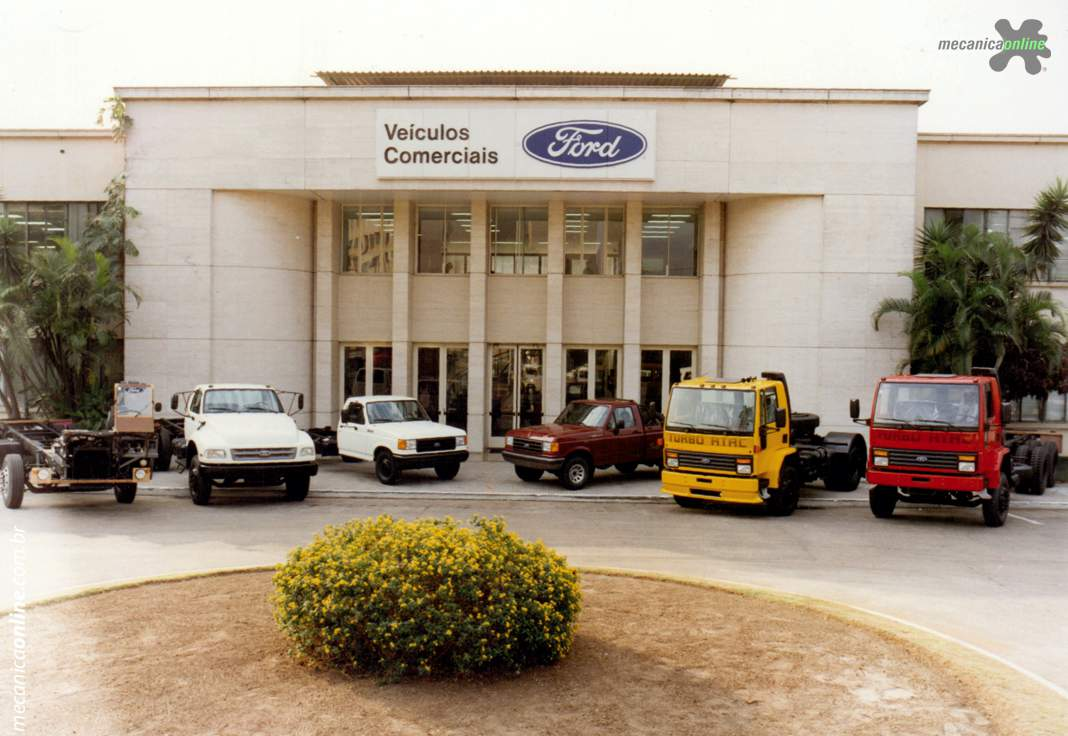 qual fabrica da ford fechou