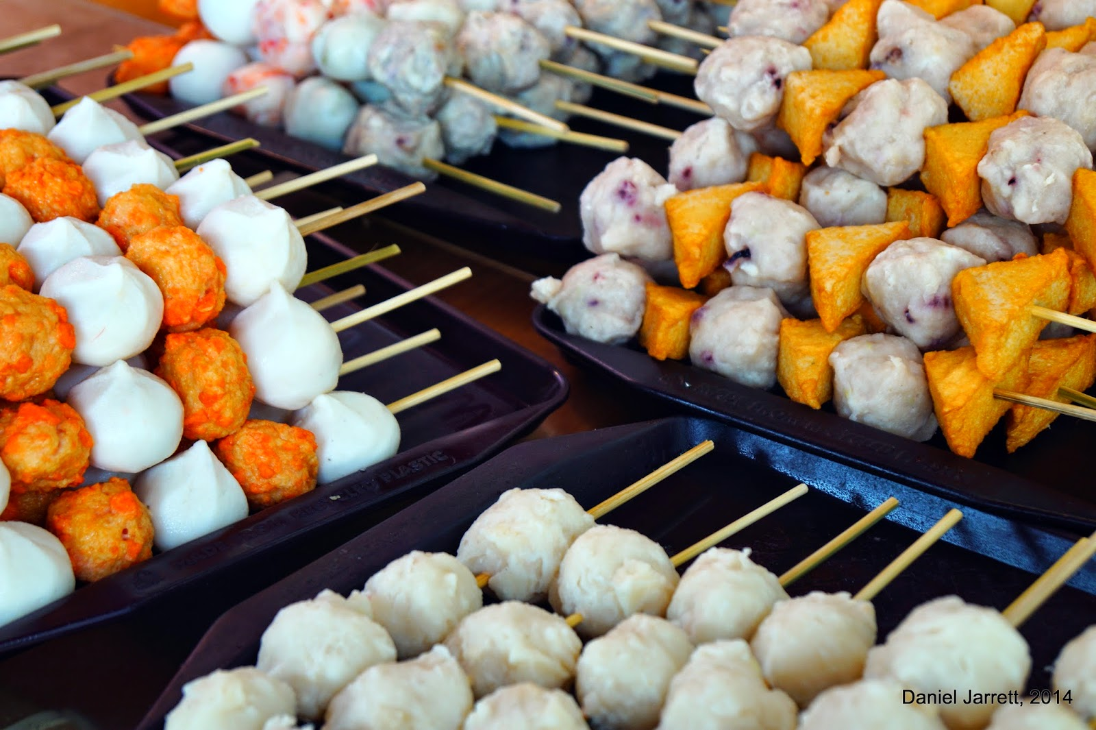 Cheung Chau Fish Balls