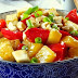 Pineapple Sweet And Sour Tofu Recipe
