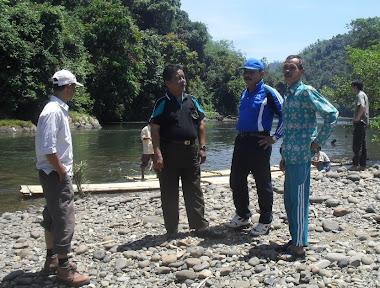 Kunjungan Satker Kabupaten