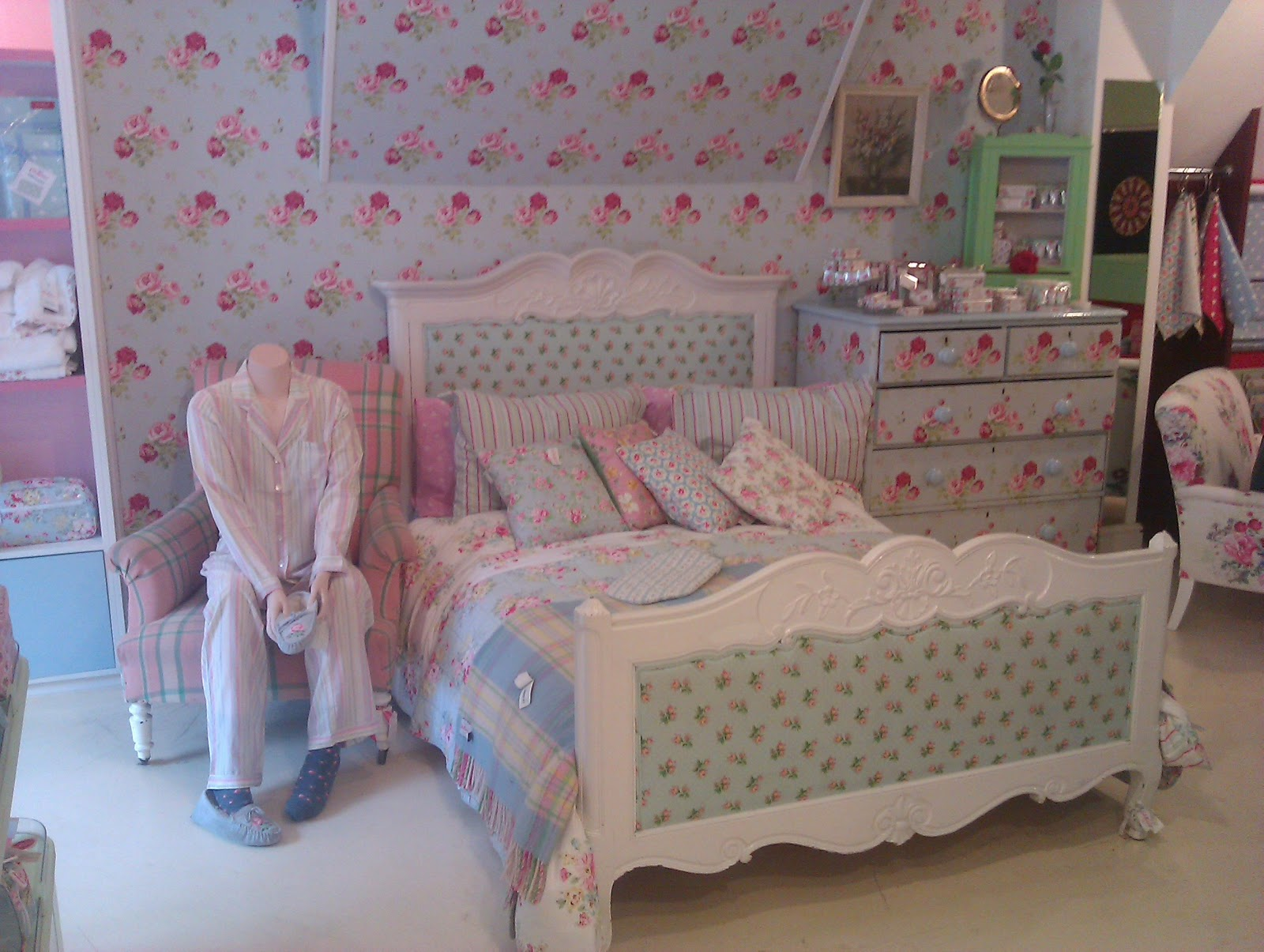 Cath Kidston Style Bedroom Ideas Of Redirecting