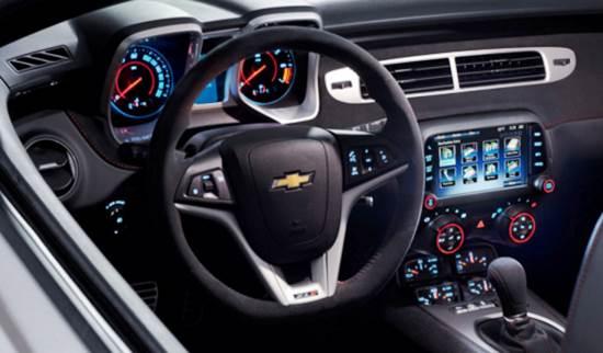 Chevy Camaro Zl1 Interior 2018 chevrolet camaro zl1 price - auto ...