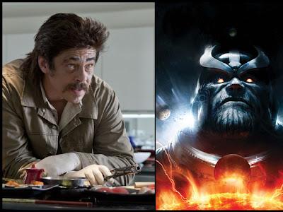 """Benicio del Toro se une a """"Guardianes de la Galaxia"""""""