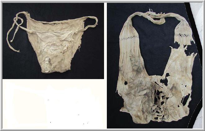 Una scoperta archeologica in Austria ha sollevato domande riguardo alle  abitudini di abbigliamento dei nostri avi. Beatrix Nutz esamina la  biancheria intima ... 1c47d6404