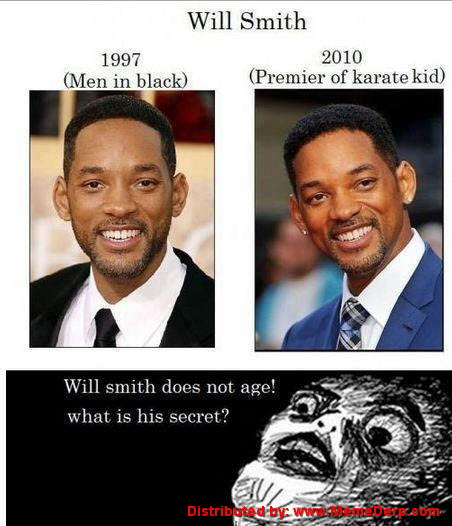 Meme Derp Whats your secret Will Smith?