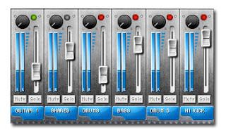 Mega Music Maker Mixer