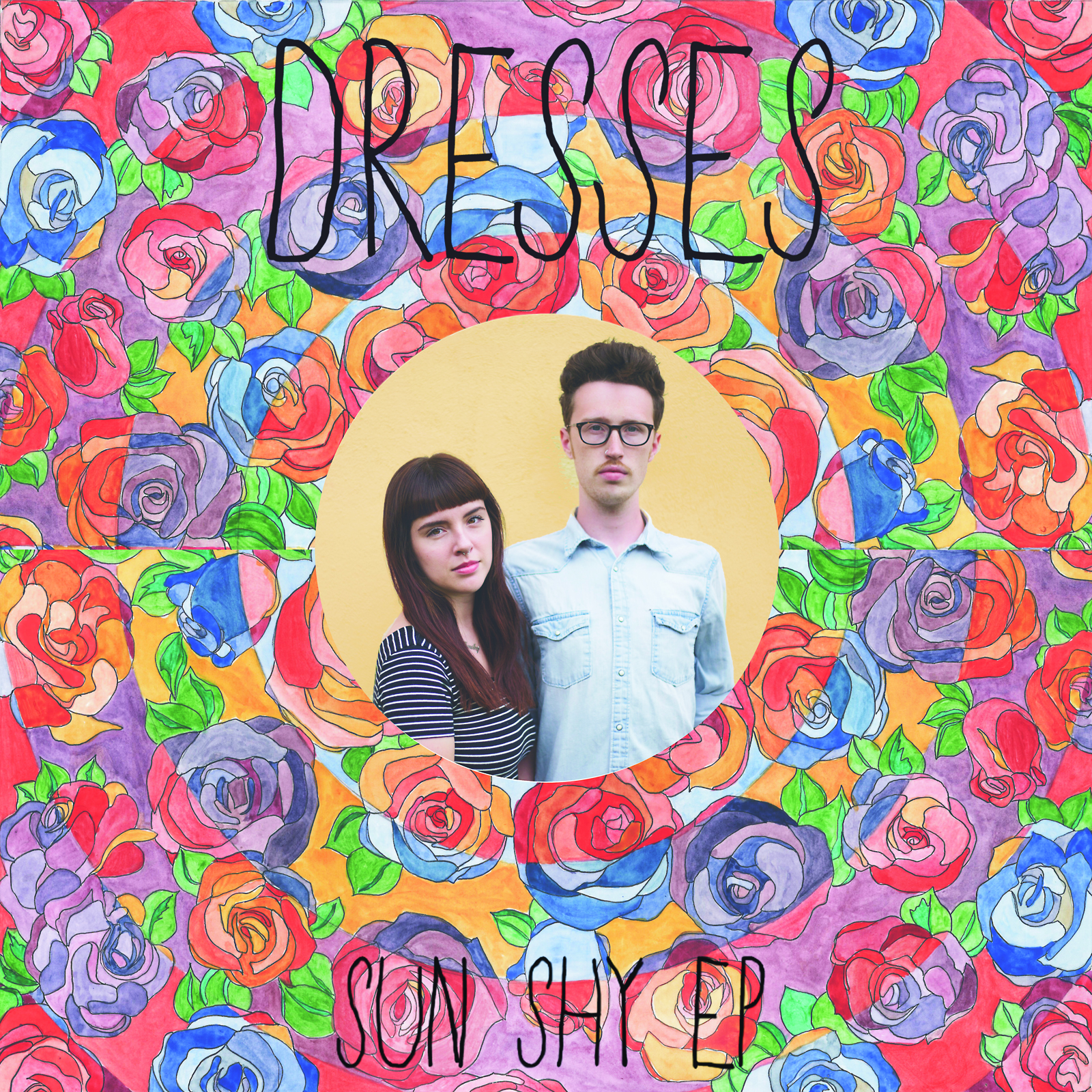 Dresses - Painting Roses (Official Video)   Directed by Tim Hendrix   VideoClip