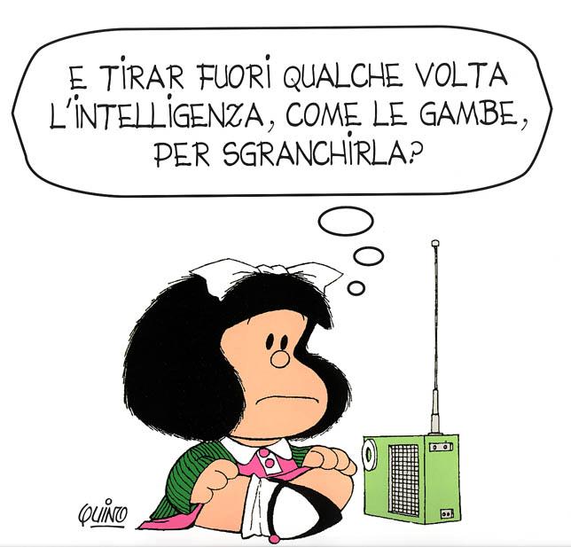 Cristina S World Buon Compleanno Mafalda