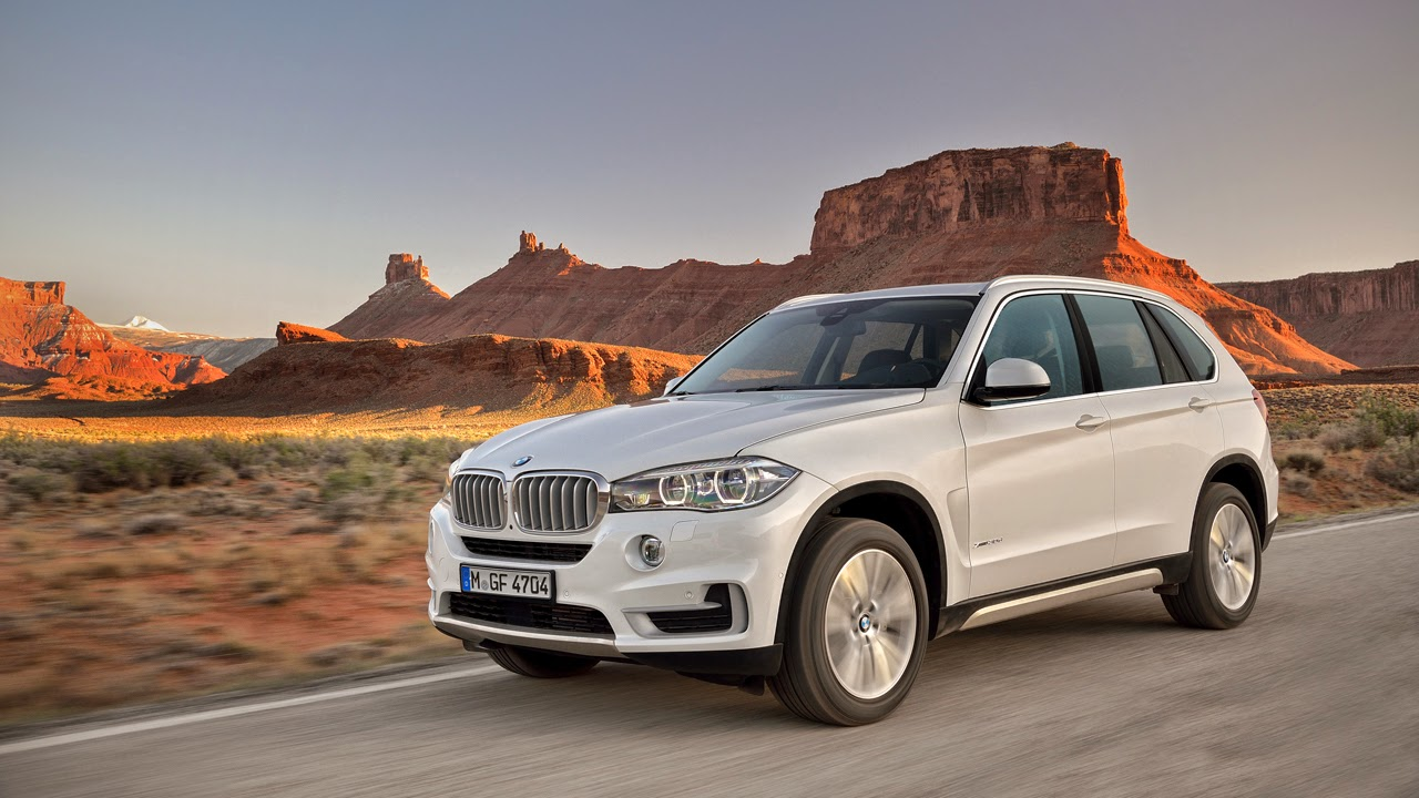 BMW X5 Wallpaper