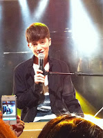 Greyson Chance on MTV Sessions Asia Video