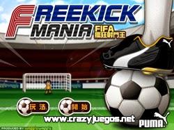 Jugar Free Kick Mania
