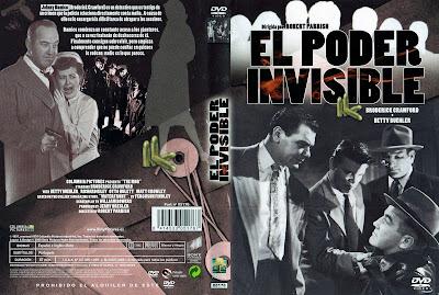 El poder invisible 1951 ( Carátula )