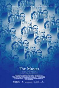 Poster original de The Master