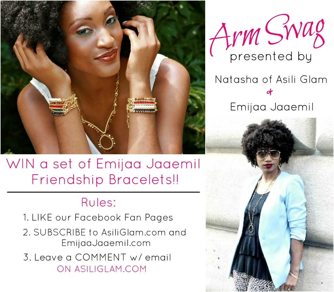 ARM SWAG GIVEAWAY Presented by Emijaa Jaaemil *CLOSED*
