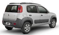 Novo Uno 2013 Fiat Fotos Imagens
