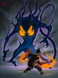 Avatar VS Dark Spirit