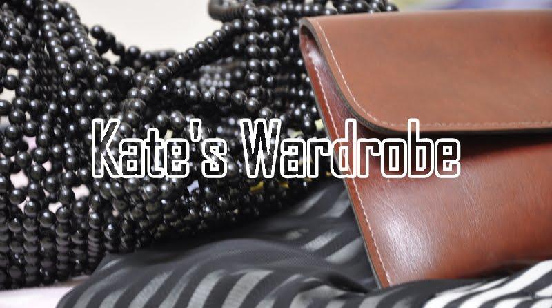 Kate's Wardrobe