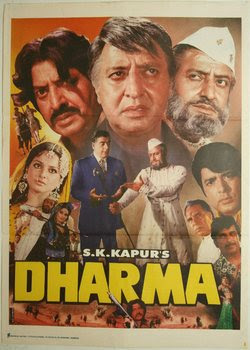 Dharma 1973 Hindi Movie Watch Online