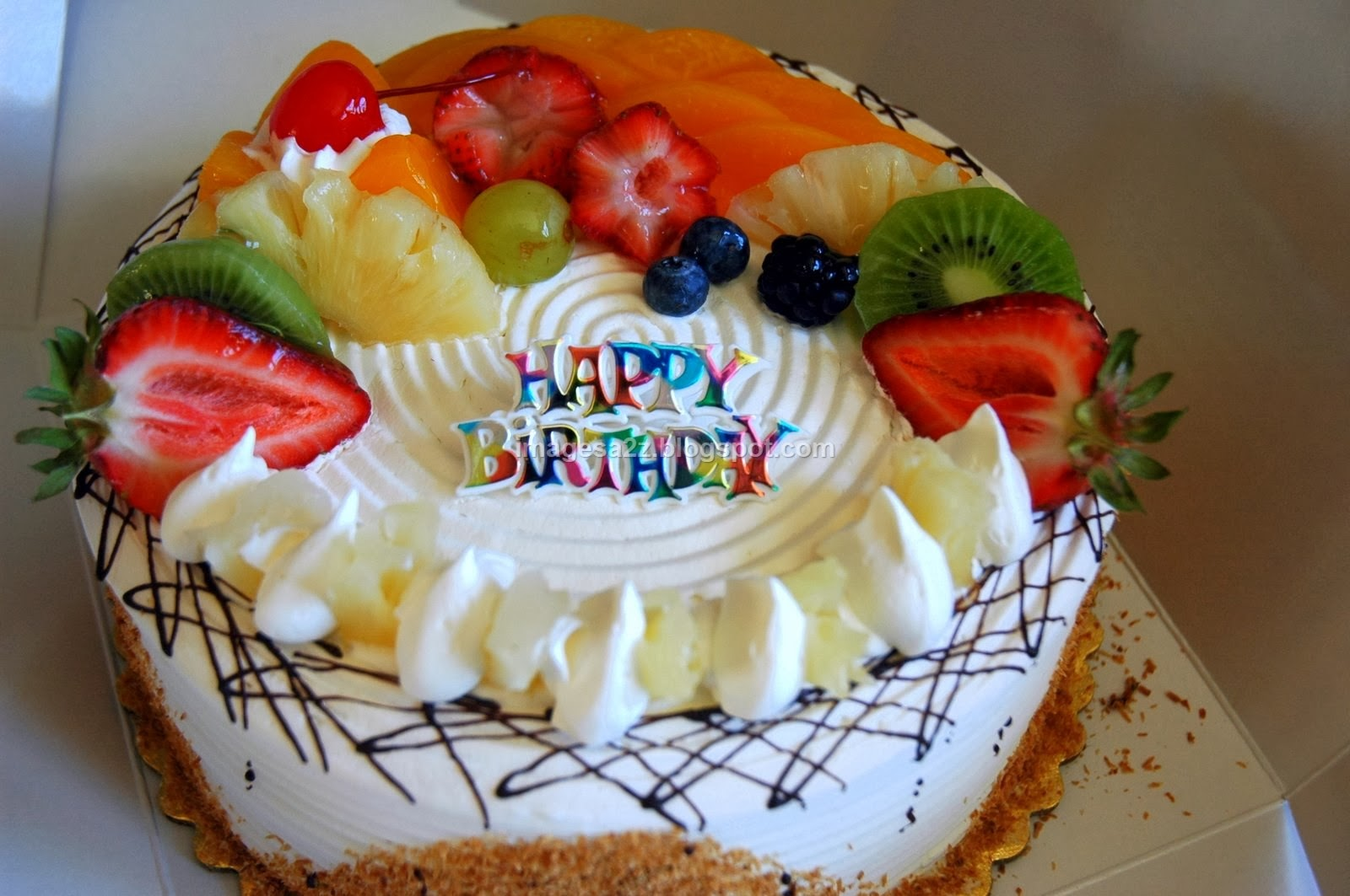 Images Of Birthday Cakes With Wishes For Friends : attractive birthday wishes for friends cake birthday ...