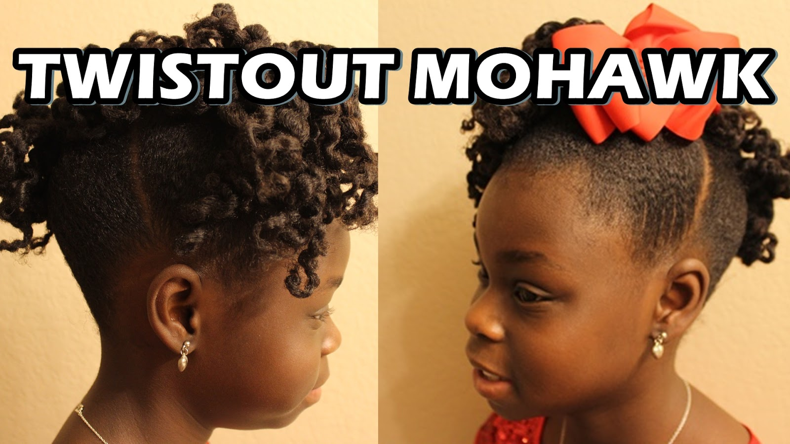 African naturalistas how to style your natural hair mohawk - How To Do A Twistout Mohawk On Natural Hair