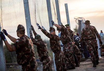 Orbán Viktor, Magyarország, határzár, illegális bevándorlás, migráció, Európa, Röszke,