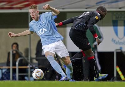 Malmo 0 - 0 AZ Alkmaar (2)