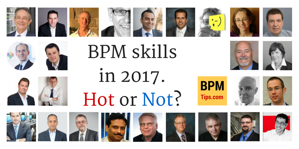 Which #BPM skills are no longer relevant or not practically applicable yet (hype)?