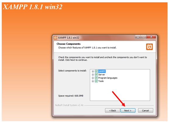 Primeiros passos na informtica tutorial de instalao do xampp com aps o download de ambos iremos instalar primeiramente o xampp execute o arquivo e escolha a pasta onde ser instalado o aplicativo stopboris Gallery