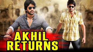 Akhil Returns 2015 watch full hindi dubbed movie