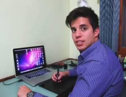 Cauê Ribeiro Faustino - 23 anos