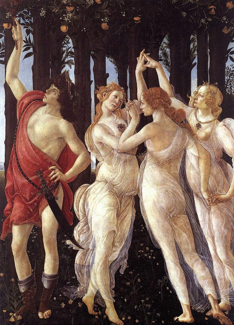 an introduction to the life and history of botticelli