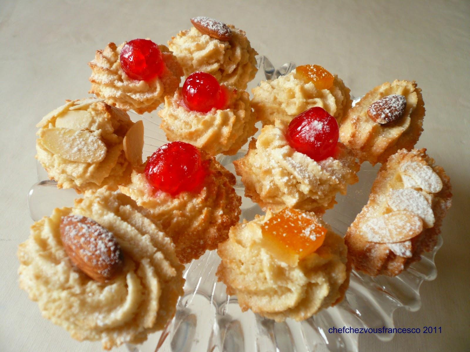 Ricette di terra nostra biscotti di mandorla ricci for Ricette dolci siciliani