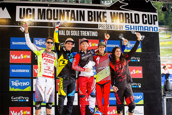 The Syndicate: Episode 7 Val Di Sole World Cup Podium