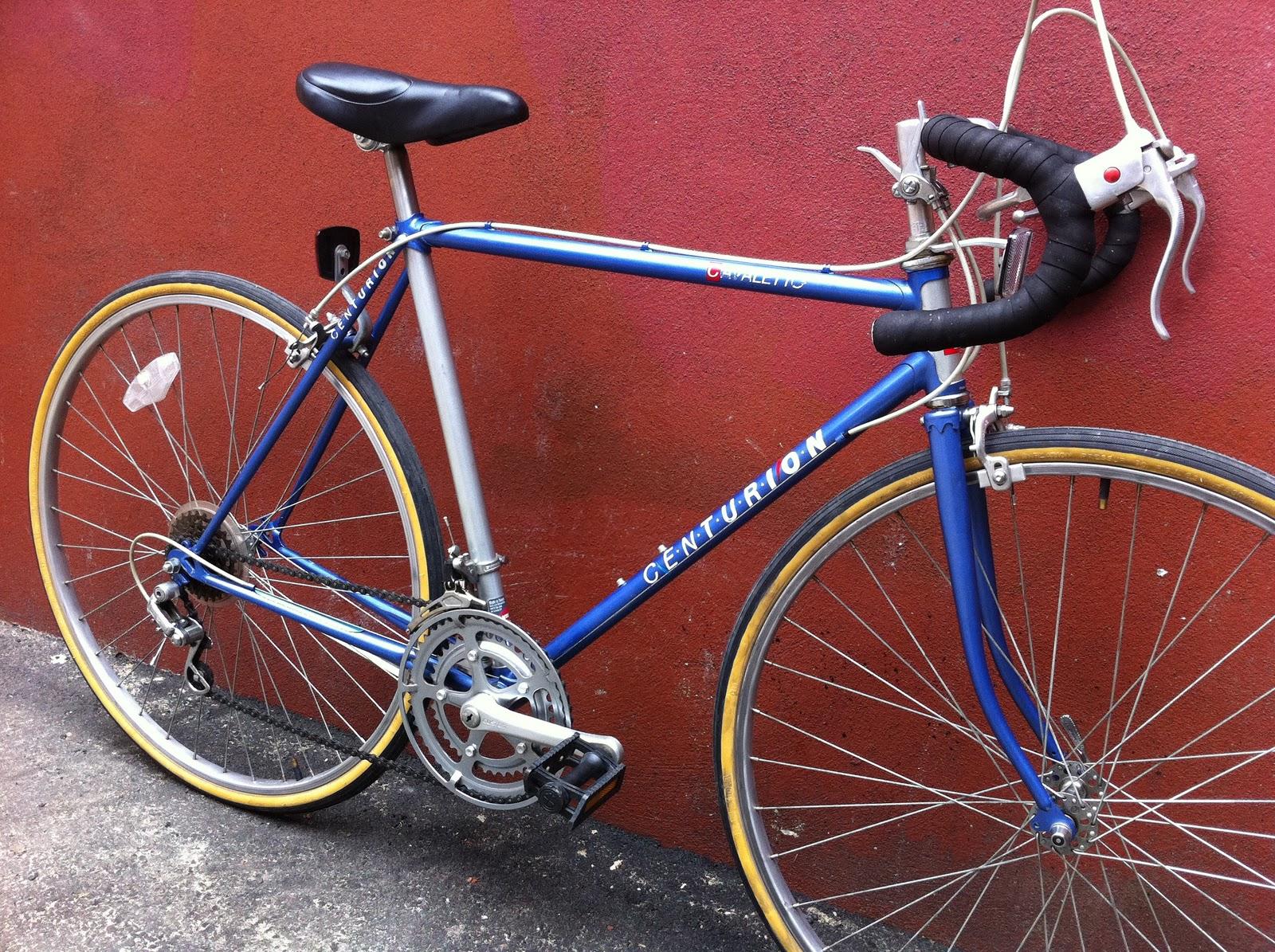 bike boom refurbished bikes centurion cavaletto. Black Bedroom Furniture Sets. Home Design Ideas