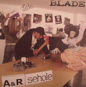 Blade – A&Rsehole (2004, VLS, 320)