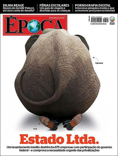 Época Elephant Cover