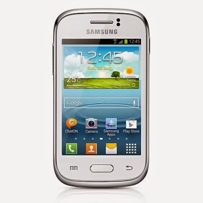 Harga Samsung Galaxy Young S 6310