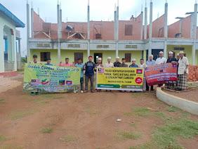 Wakaf Pembinaan Pondok Tahfiz Kemboja
