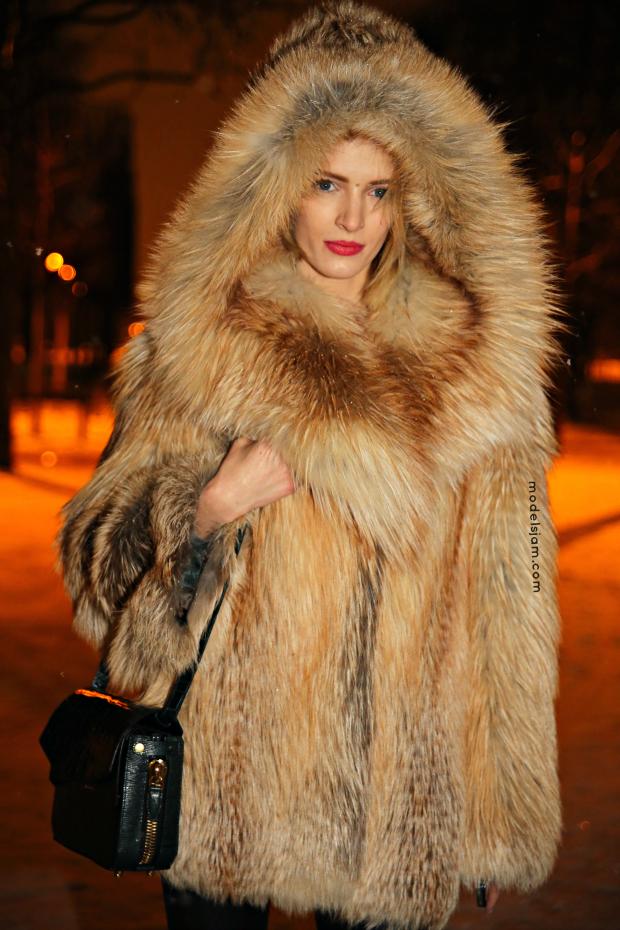 Download image Dasha Fur Coat Model PC, Android, iPhone and iPad ...