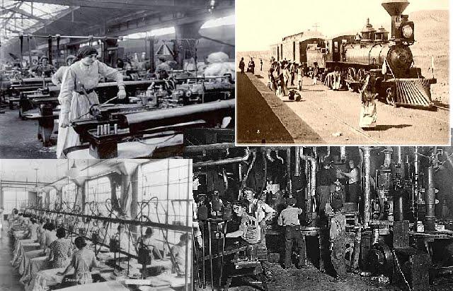 Revoluci n industrial - Empresas en inglaterra ...