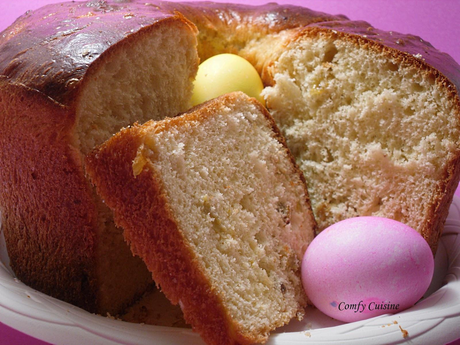 Babka - Grandmother's Bread