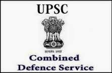 UPSC and CDS Recruitment 2014