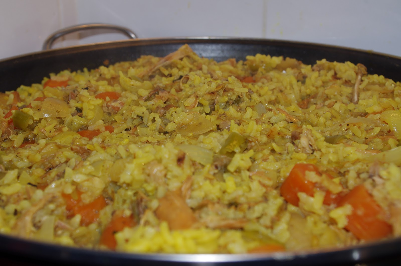 Chicken Paella Recipes — Dishmaps