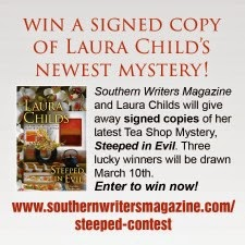 LAURA CHILDS CONTEST