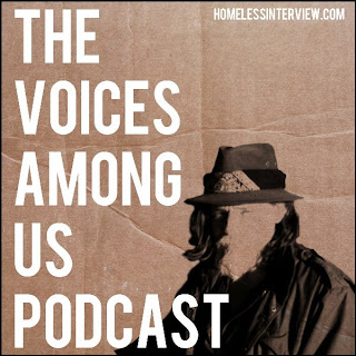 The Voices Among Us Podcast Logo